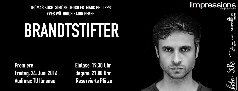 """""""Brandtstifter"""" feiert Premiere"""
